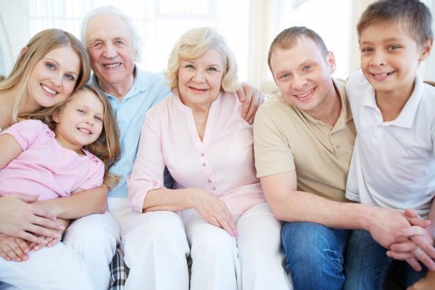 Accueil en famille pour une personne âgée