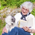 Animaux de compagnie pour les seniors