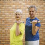 Différentes générations de seniors
