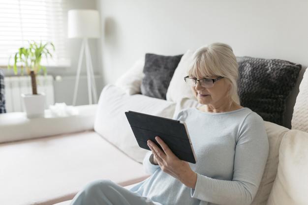 Les tablettes pour seniors