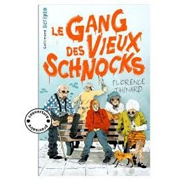 livres seniors bd le gang des vieux schnocks