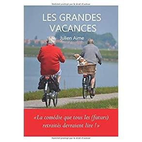 Livres pour les seniors. Les grandes vacances
